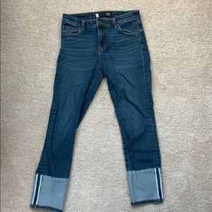 Kut from the Kloth - Size 0 -Ankle Crops